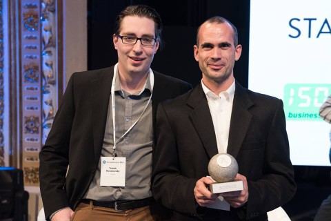 Photoneo winning Startup Awards - Science