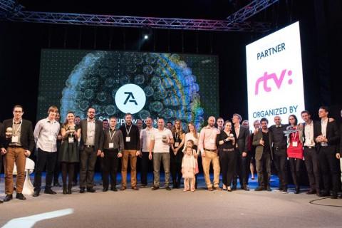 Startup Awards Winners