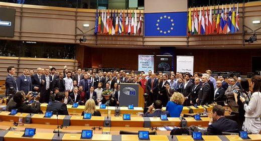 EU Top 50, EUTop50, European Parliament