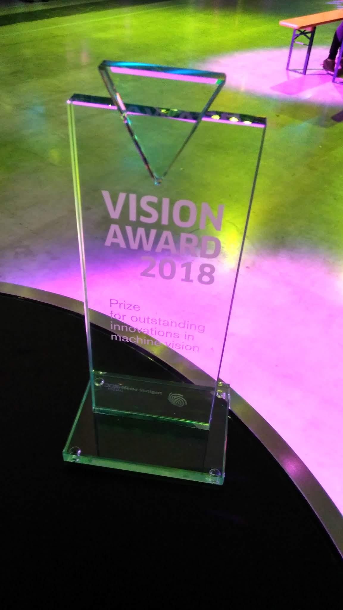 The Vision Award - ceremony