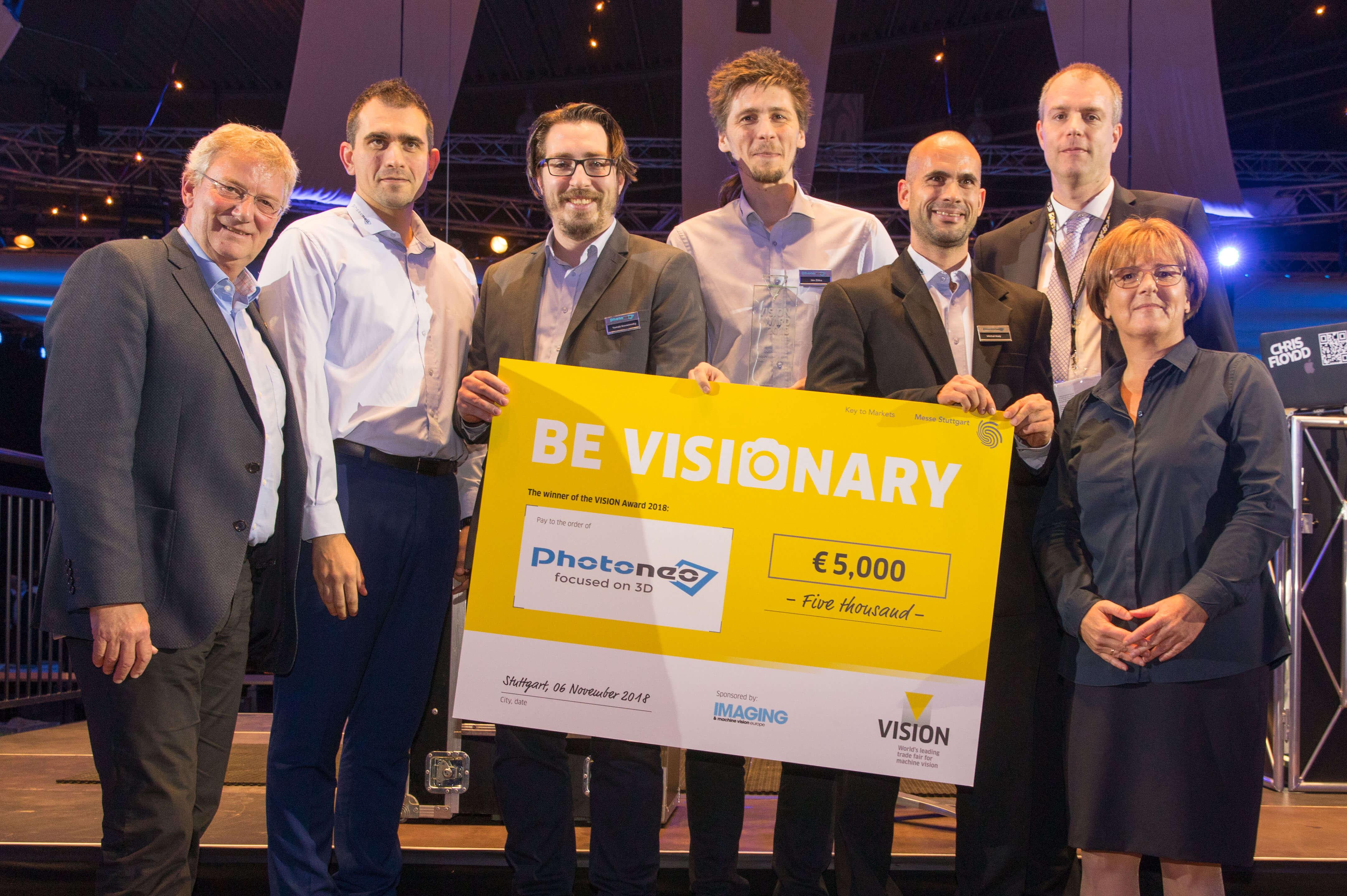 Vision Award Winner