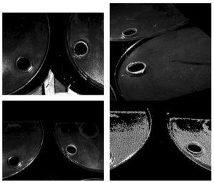 3d scanned barrels