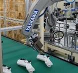 yaskawa automatic robot Handling of calipers