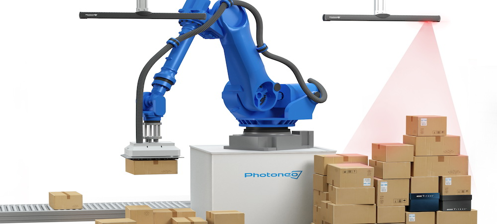 How depalletization can benefit from computer vision, robotics, and machine learning