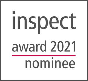 Photoneo Universal Depalletizer nominated for inspect award 2021!