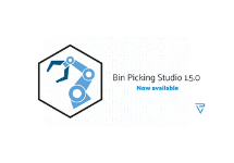 Experience the enhanced UX features of  Bin Picking Studio 1.5.0
