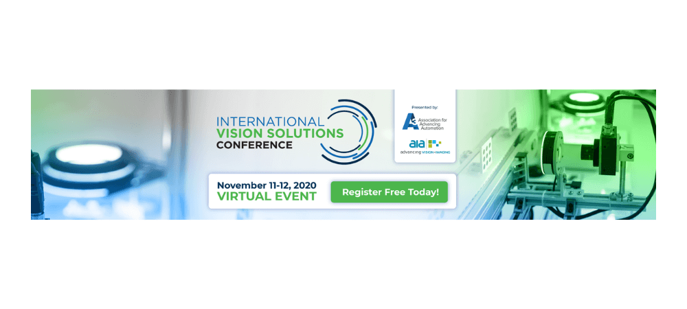 Join Photoneo talk at the International Vision Solutions Conference