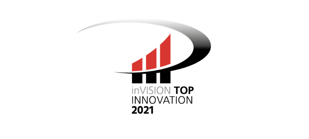 MotionCam-3D recognized as the inVision Top Innovation 2021