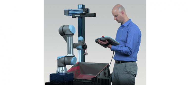 Join the free expert webinar: Universal Robots ActiNav – Seeing through the robotic eyes of Photoneo