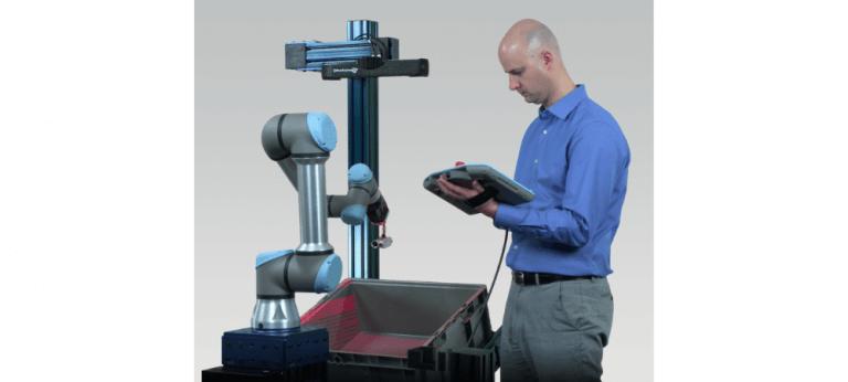 Join the free expert webinar: Universal Robots ActiNav – Seeing through the robotic eyes of Photoneo